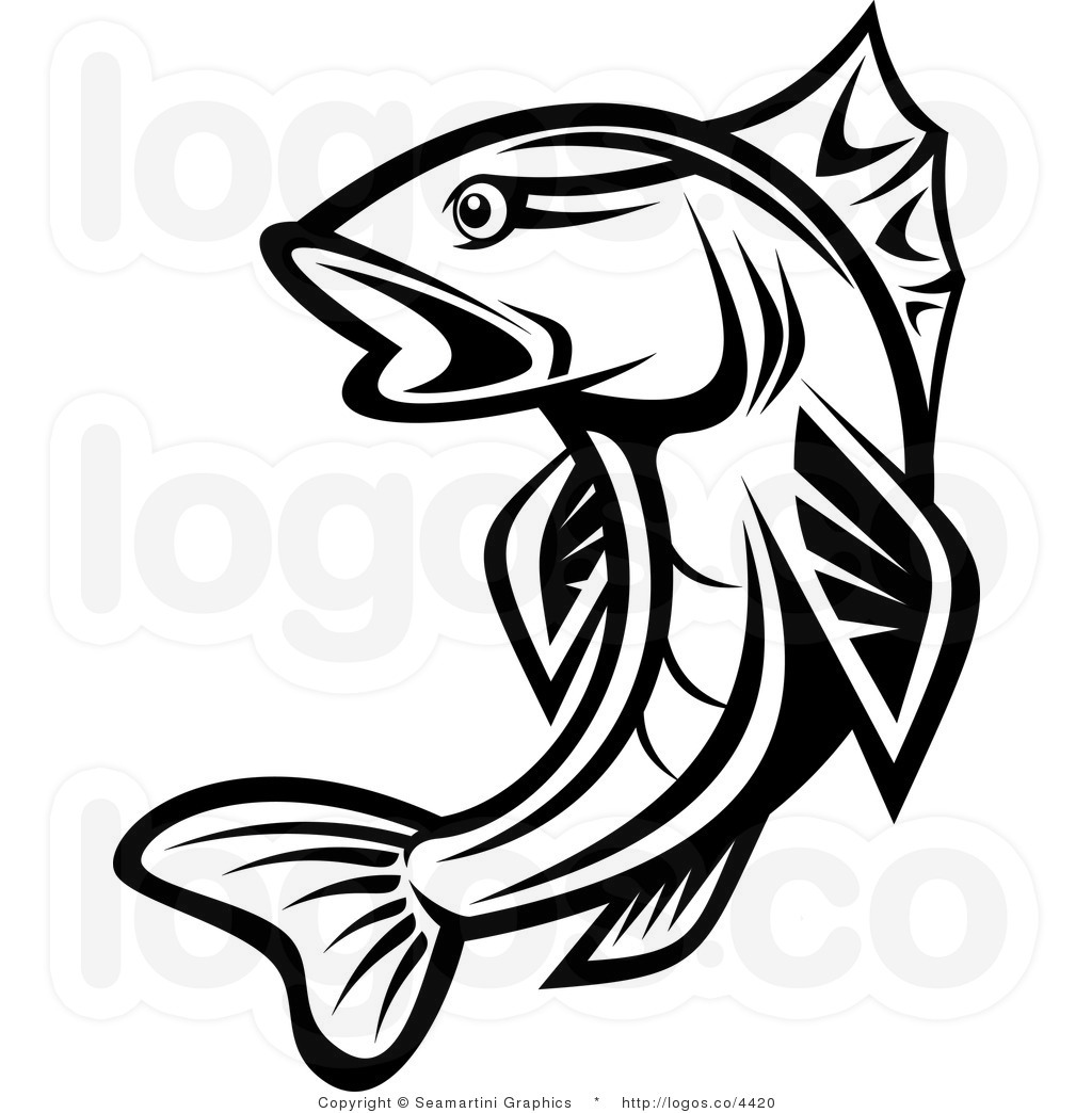 1024x1044 Trout Clipart Bass Fishing