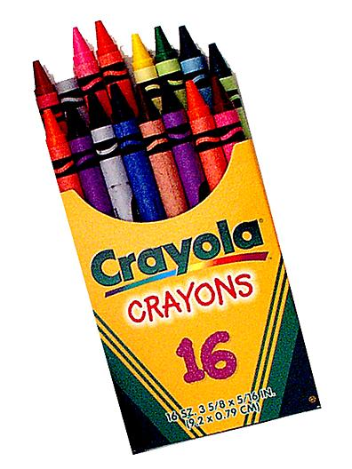 396x528 Crayola Crayola Box Of 16 Logopedia Fandom Powered By Wikia
