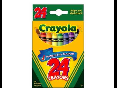 480x360 Crayola Crayons 24 Count Box 6 Pack