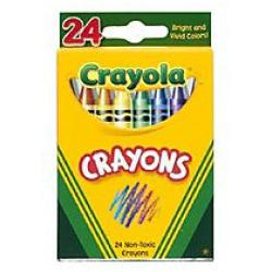 250x250 Crayola Crayons Upc Amp Barcode