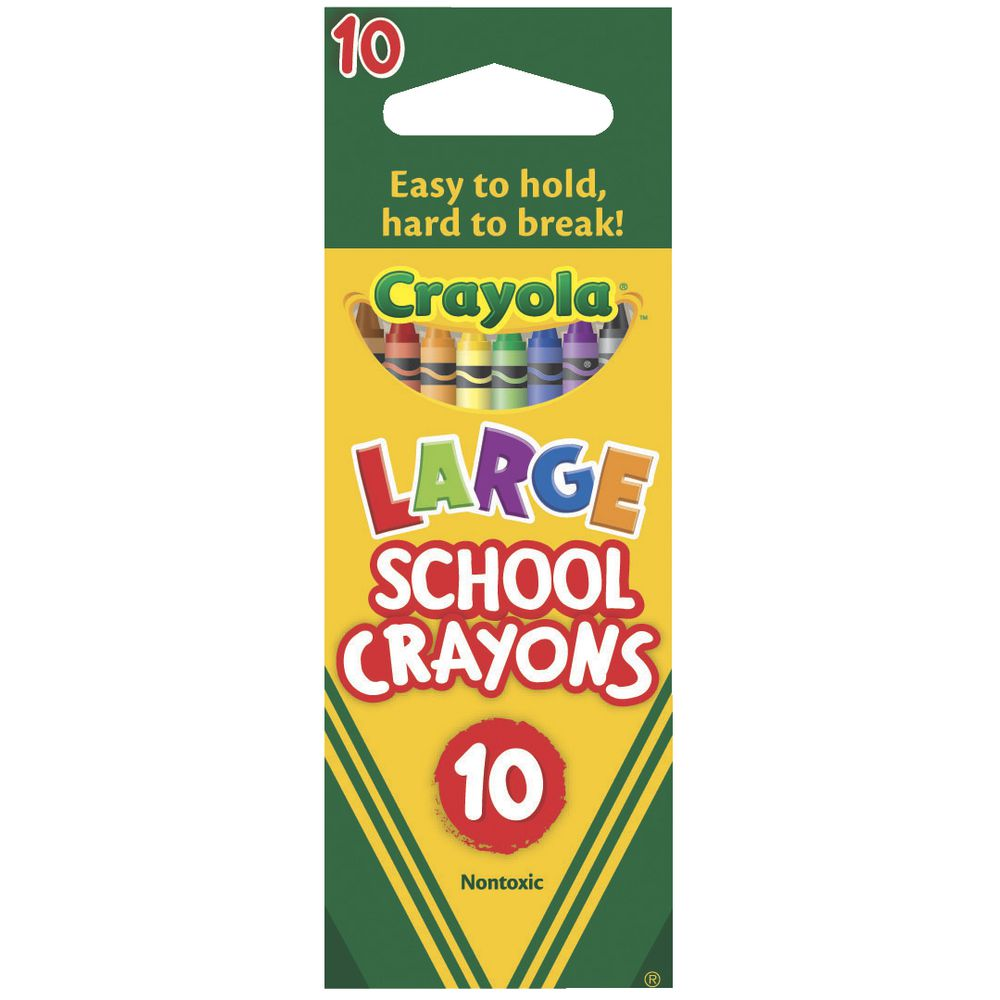 1000x1000 Crayons Officeworks