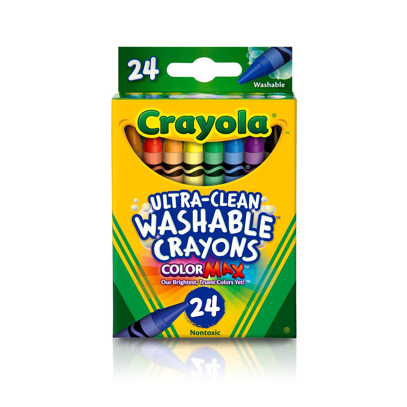 1600x1600 Crayons