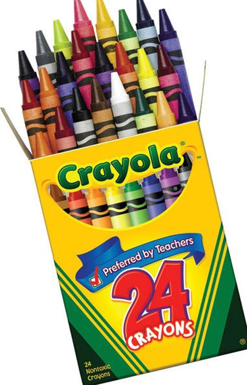 500x777 One Of The Crayola Colors Is Saying So Long News