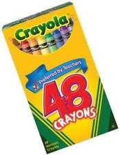 173x225 Crayola 48 Crayons Ebay