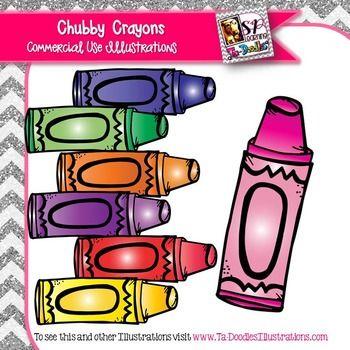 Crayola Crayons Clipart