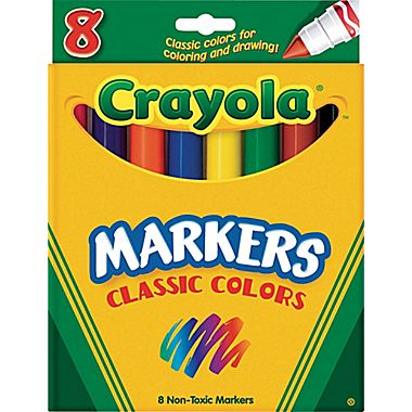 Crayola Markers Clipart | Free download best Crayola ...Crayola Markers Images Clipart