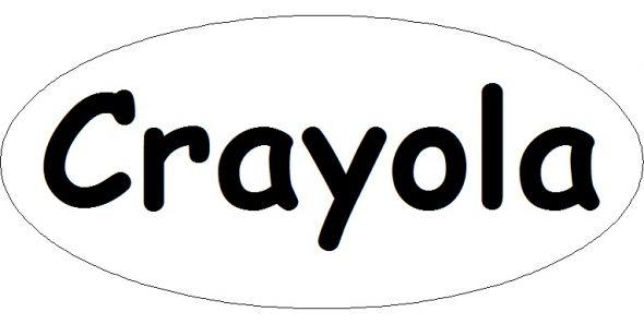 590x297 Clipart Of Crayola Logo