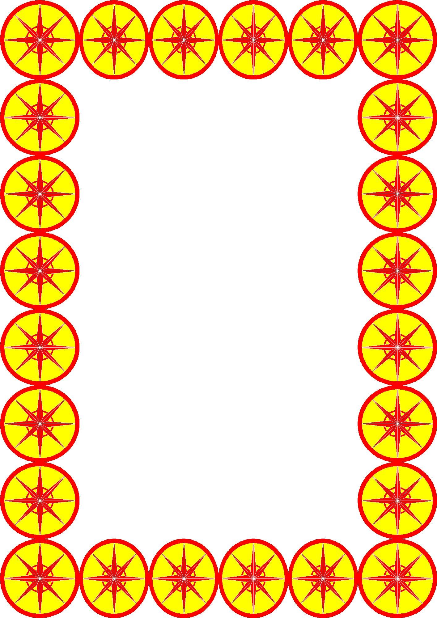 1414x2000 Menu Border Clip Art 60
