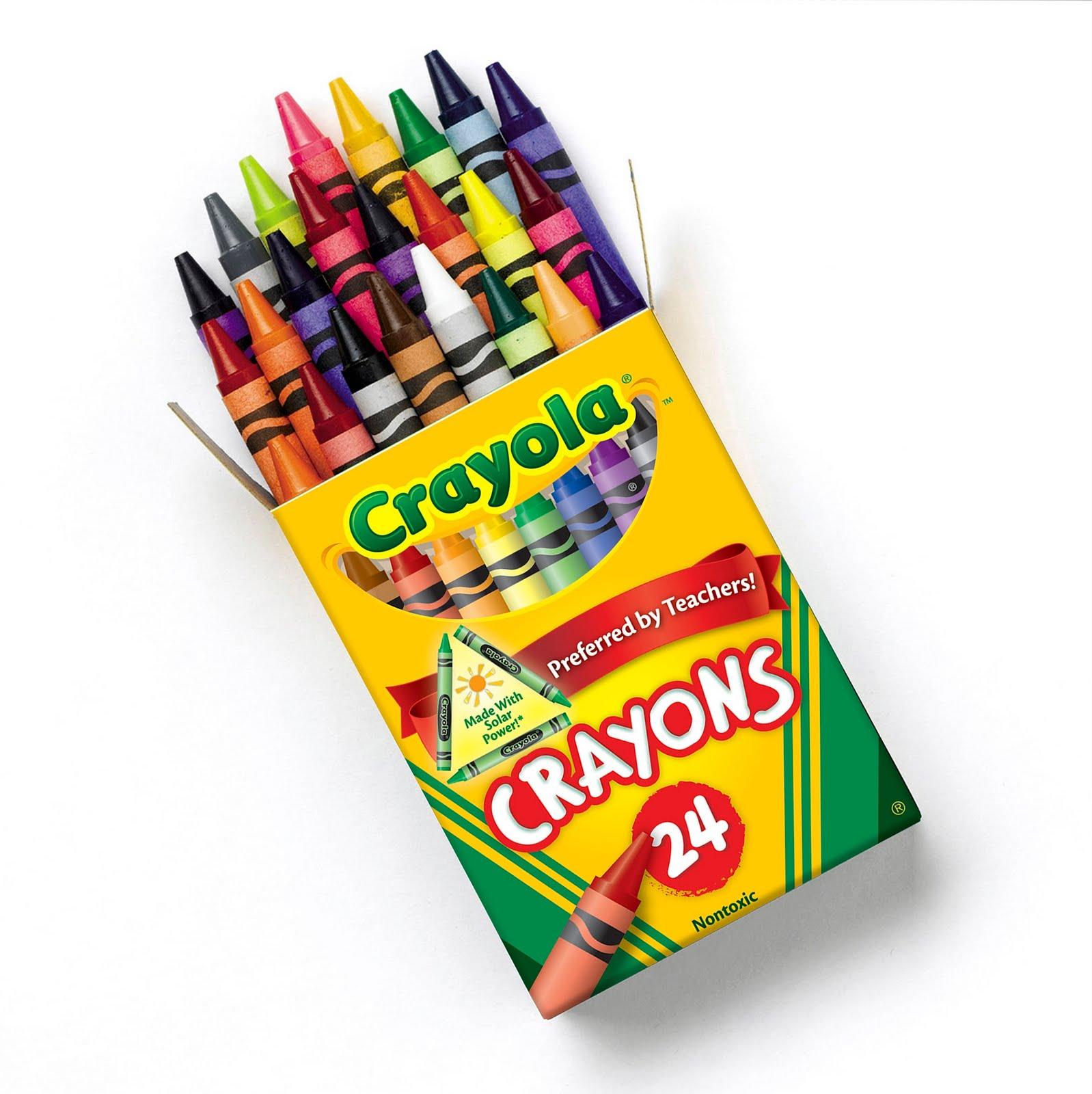 1598x1600 Crayon Box Clip Art