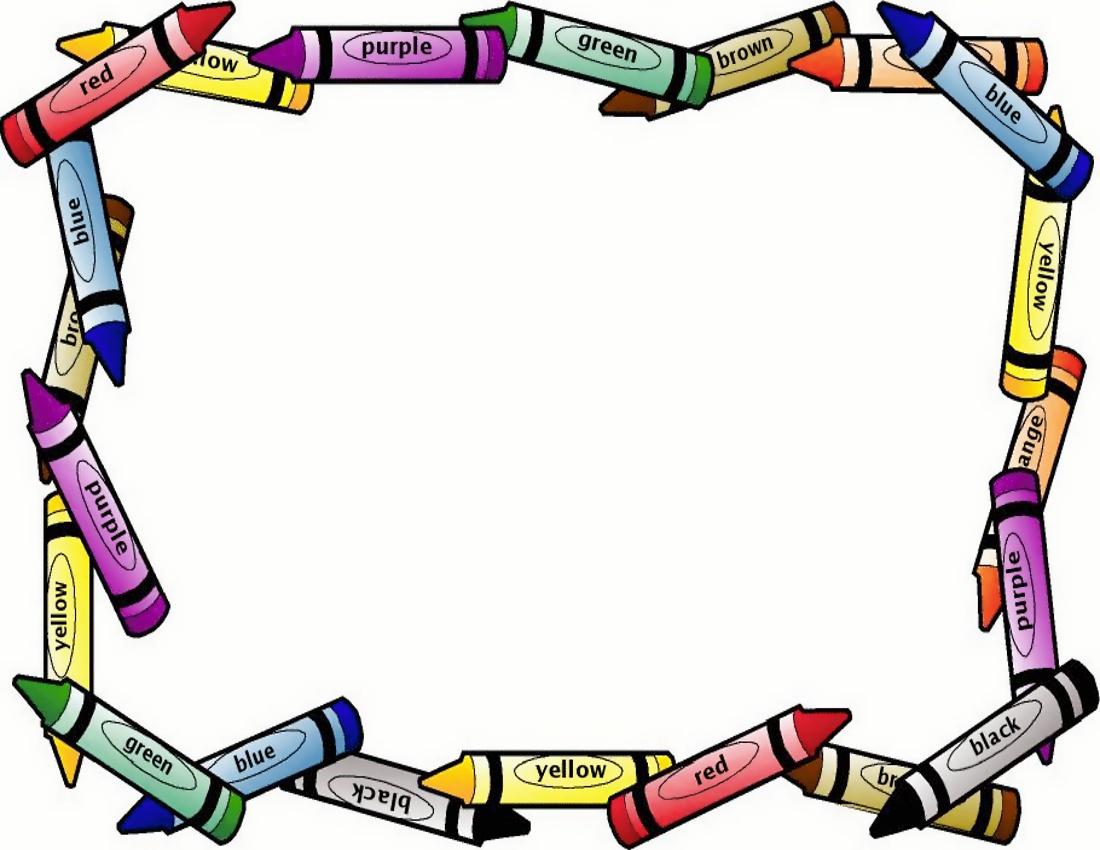 1100x850 Crayon Clipart