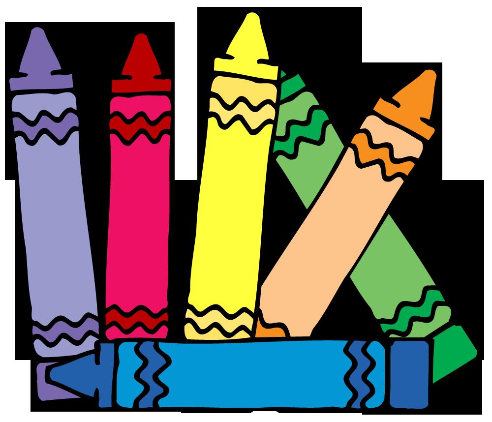 1000x858 Top 87 Crayons Clip Art
