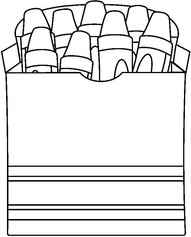 658x817 Crayon Coloring Pages Crayola Coloring Art Galleries In Coloring