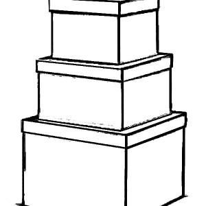 300x300 Picture Of Box Coloring Page Picture Of Box Coloring Page