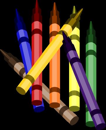 362x443 Crayon Clip Art Danasojak Top