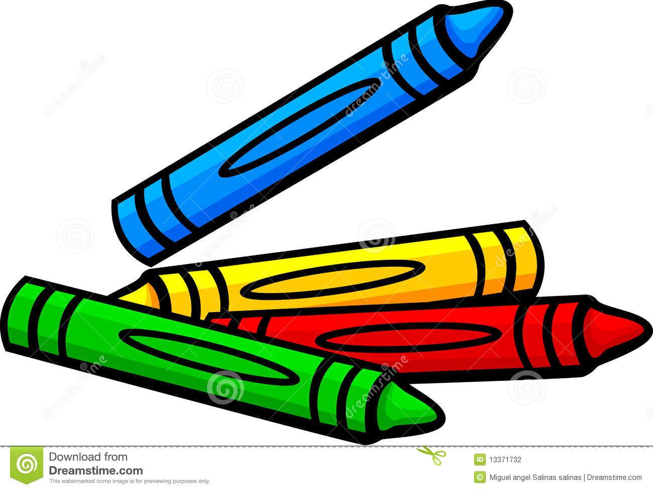 1300x977 Crayon Clipart Vector