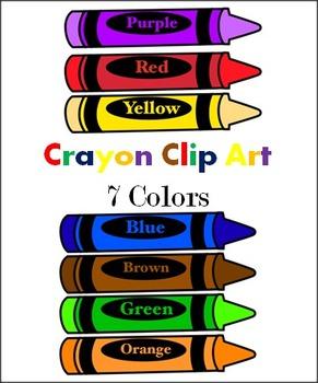291x350 Top 87 Crayons Clip Art