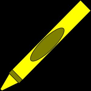 300x300 Totetude Yellow Crayon Clip Art