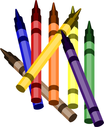 362x443 Crayon Clipart Borders Free Clipart Images