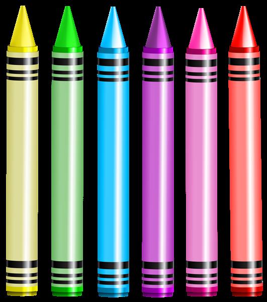 531x600 Crayon Clipart Transparent Background