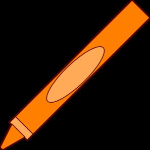 297x298 White Crayon Clipart