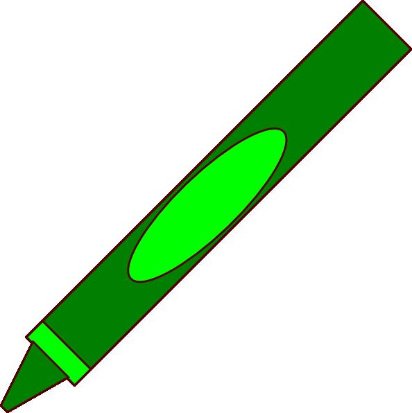 594x596 Crayon Clipart 4