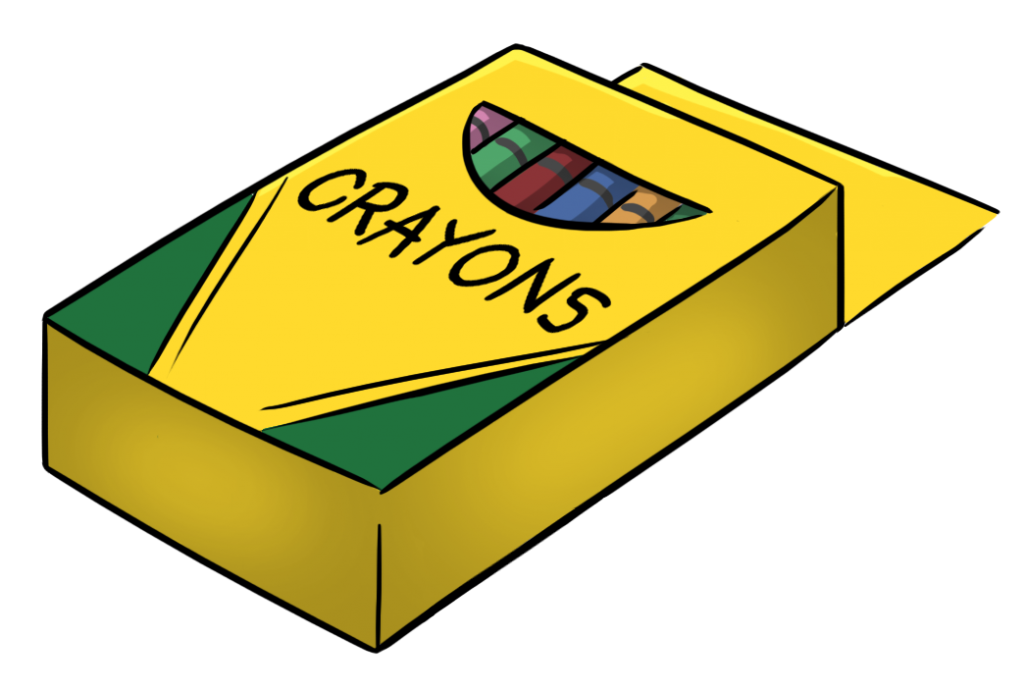 1024x690 Crayon Clipart Free Clipartfox
