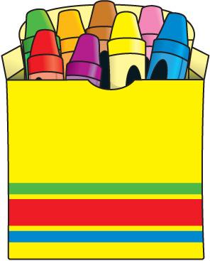 296x367 Crayon Clipart Printable