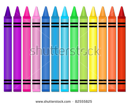 450x368 Crayon Clipart Vertical
