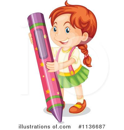 400x420 Crayon Clipart
