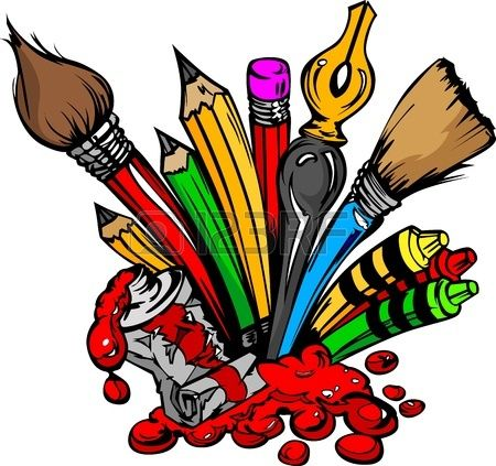 Crayons Clipart Images