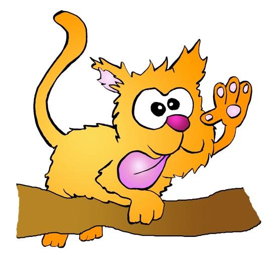 556x529 Crazy Cat Clipart Cat Clipart, Mad And Cat