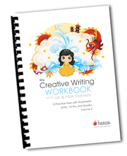 180x220 Uil Psia Creative Writing Workbook