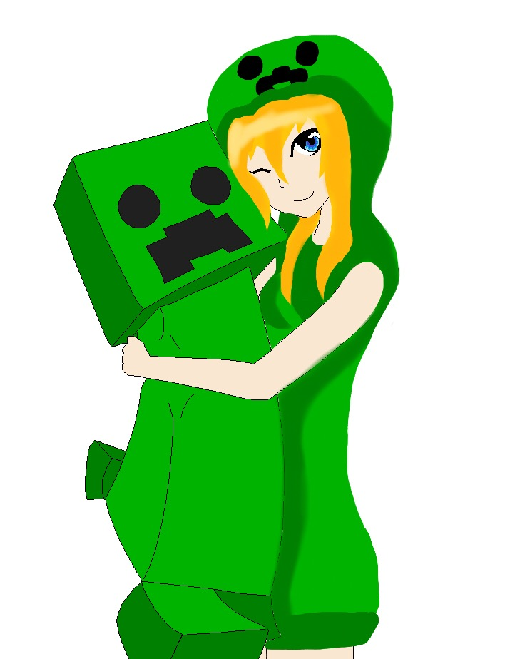 Creeper Clipart