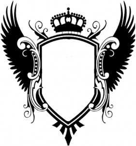 281x300 Family Crest Clipart