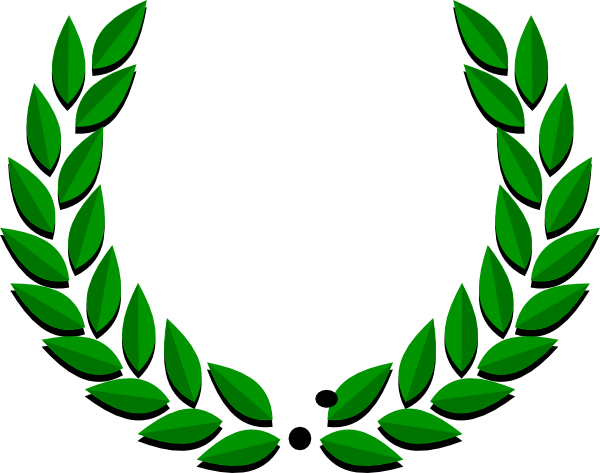 600x473 Leaf Clipart Crest