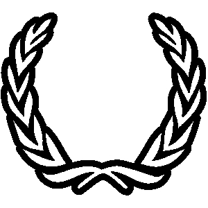 300x300 Ribbon Clipart Crest