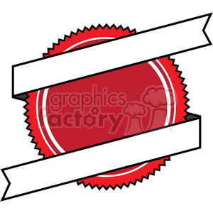 300x300 Royalty Free Crest Seal Logo Elements 012 384841 Vector Clip Art