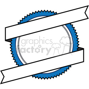 300x300 Royalty Free Crest Seal Logo Elements 015 384843 Vector Clip Art