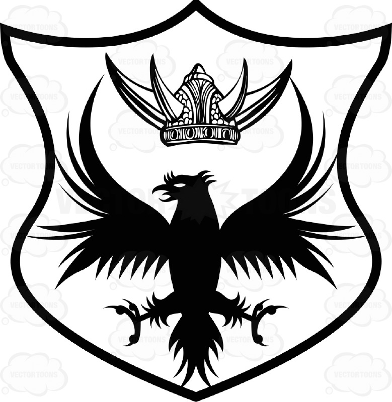779x800 Wings Clipart Family Crest