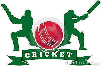 400x262 Cricket clipart bating