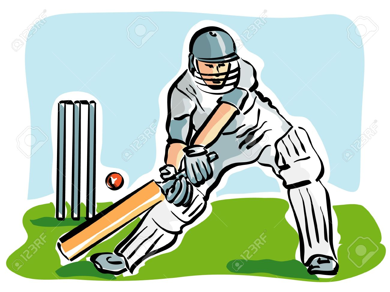 1300x974 Cricket Bat Clip Art Cricket create a brainstorm diagram to wire a