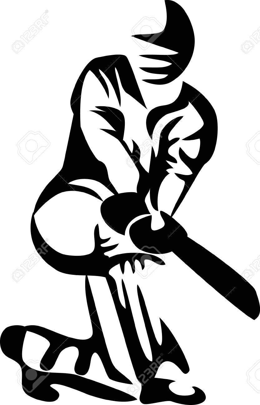 833x1300 Cricket Clipart Outline