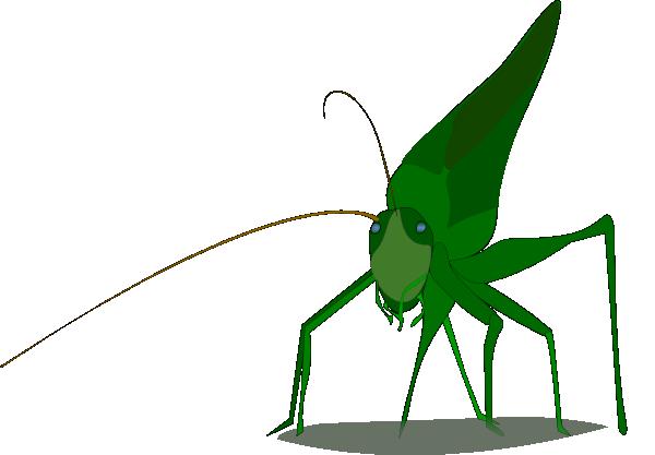 600x417 Emeza Grasshopper Clip Art