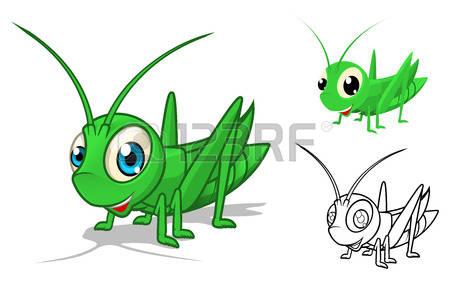 450x284 Cicada Clipart Black Cricket Insect