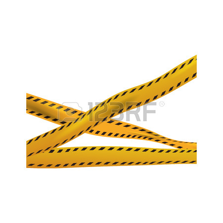 Crime Scene Tape Clipart