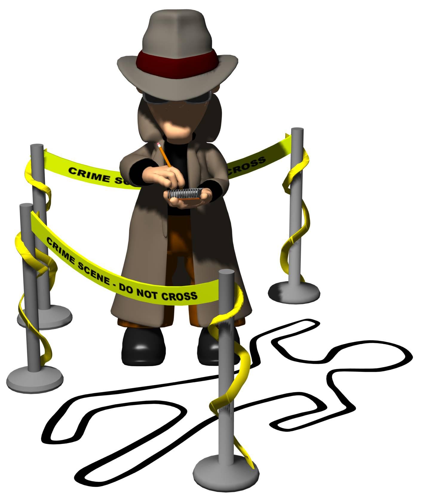 1456x1664 Crime Clipart