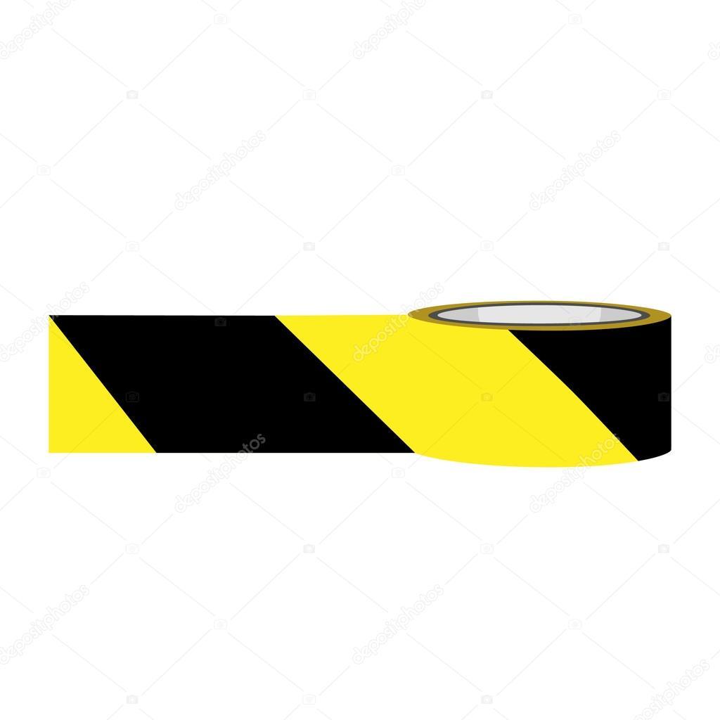 1024x1024 Police Tape Stock Vector Viktorijareut