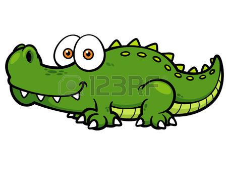 Croc Clipart