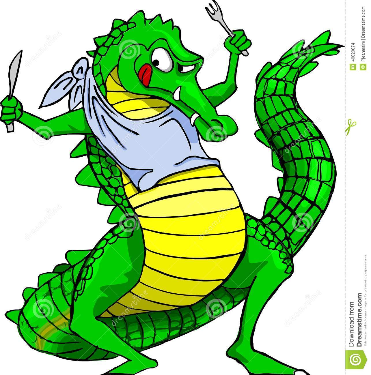 1285x1300 Crocodile clipart hungry