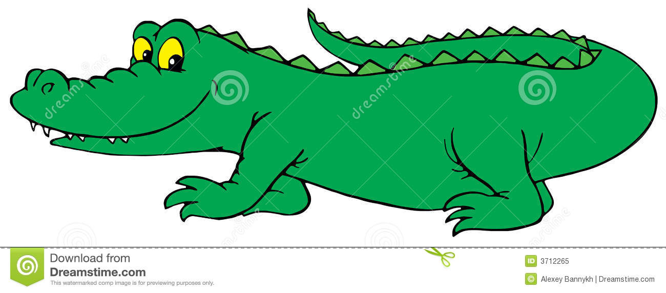 1300x572 Crocodile clipart vector